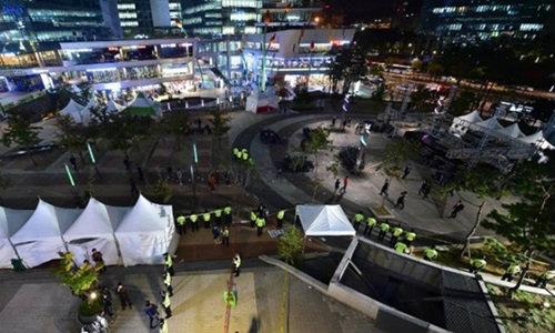 เจ้าหน้าที่เกาหลีใต้ดูแลคอนเสิร์ตที่เกิดโศกนาฏกรรม กระโดดตึกฆ่าตัวตาย