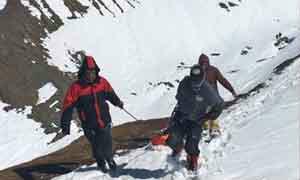 ทหารเนปาลพบศพนักปีนเขาบนหิมาลัยเกือบ 40 ราย