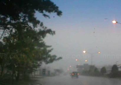 เหนือ-อีสานฝนฟ้าคะนองกทม.มีฝนร้อยละ60