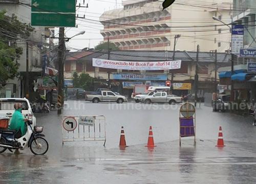 อุตุฯ เผย ช่วงเย็นทั่วไทยมีฝน-กทม.ตก60%