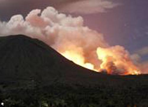 ญี่ปุ่นเพิ่มเตือนภูเขาไฟใกล้รง.นิวเคลียร์ระเบิด