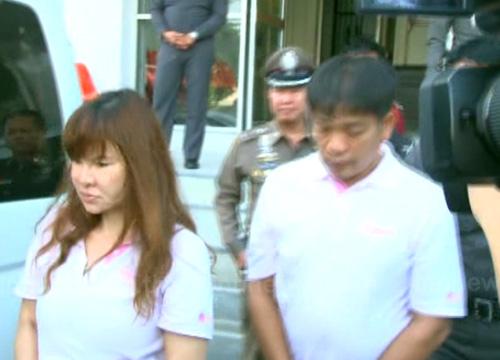 ตร.คุม2ผัวเมียฆ่า 2 ญี่ปุ่นฝากขังศาล-ค้านประกัน