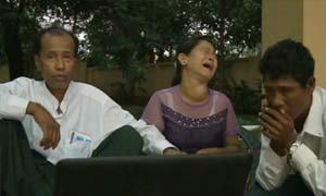 ทูตพม่าพร้อมพ่อแม่ 2 ผู้ต้องหาพม่าคดีเกาะเต่าพบทนายต่อสู้คดี