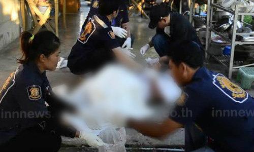 หนุ่มหึงโหดยิงสาวดับ ก่อนยิงตัวตายตาม 2 ศพ