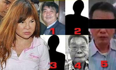 ตามหา 3 ใน 5 ชายญี่ปุ่นพัวพัน