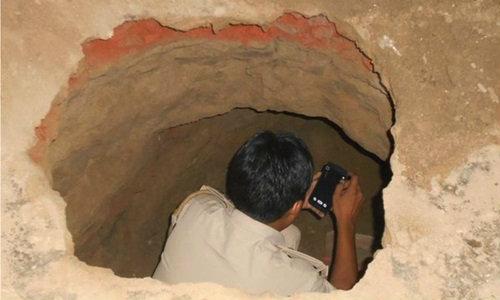 อินเดียจับโจรเหนือชั้น ขุดอุโมงค์ใต้ดินปล้นธนาคาร