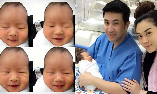 เต็ม ๆ น้องมายู ลูกแม่เมย์ พ่อหนุ่ม น่ารักน่าชัง