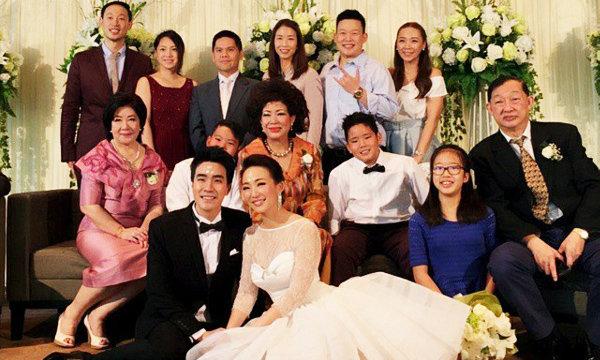 หญิง กัญญา ไรวิน แต่งงานหนุ่มนักเรียนนอก อายุห่าง 6 ปี