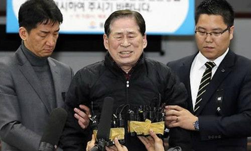 ศาลเกาหลีใต้ตัดสินจำคุกประธานบริษัทเจ้าของเรือเซวอล 10 ปี
