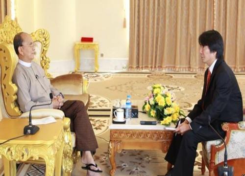 ผู้นำพม่าค้านข้อมูลโรฮิงญาอ้างสื่อรายงานแง่ลบ