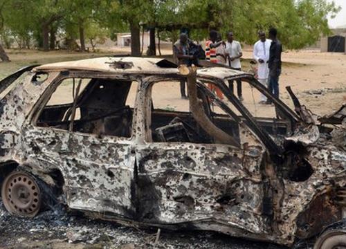 โบโกฮารามบุกปล้นสินค้าชาวบ้านไนจีเรียดับนับสิบ