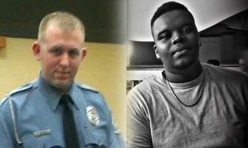 ตำรวจผิวขาวเมืองเฟอร์กูสัน เปิดใจกับสื่อครั้งแรก