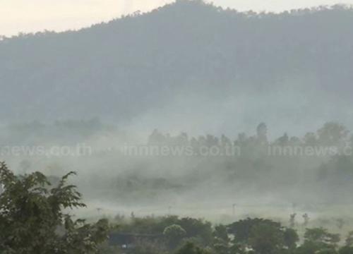 อุตุฯเผยเที่ยงวันไทยตอนบนอบอุ่นขึ้น-ใต้มีฝน