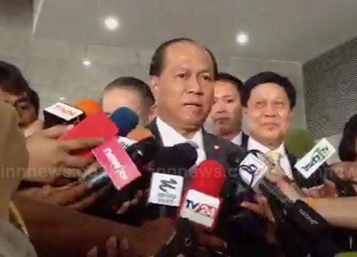 มท.1ยันไทยตระหนักถึงหลักสิทธิปชช.