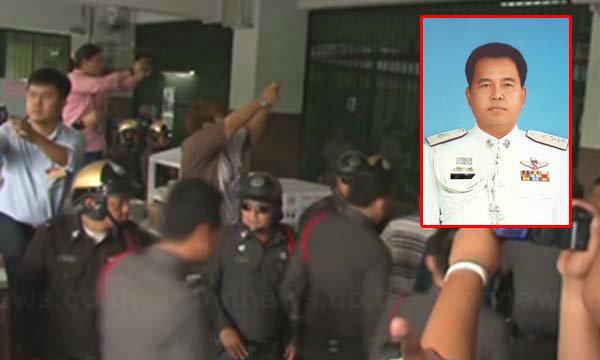 คำสารภาพ พล.ต.ต.บุญสืบ ไพรเถื่อน ส่วยน้ำมันเถื่อน เอี่ยวชายแดนใต้