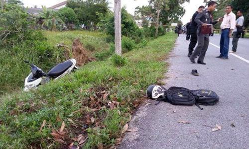 เหตุยิงนักเรียนปัตตานีเสียชีวิตแล้ว 1 อีกคนอาการสาหัส