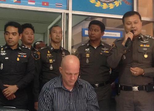 รวบหนุ่มอเมริกันหนีคดีข่มขืนมากบดานไทย