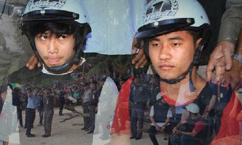 อัยการยื่นฟ้อง 2 พม่าคดีเกาะเต่า ฐานร่วมกันฆาตกรรม