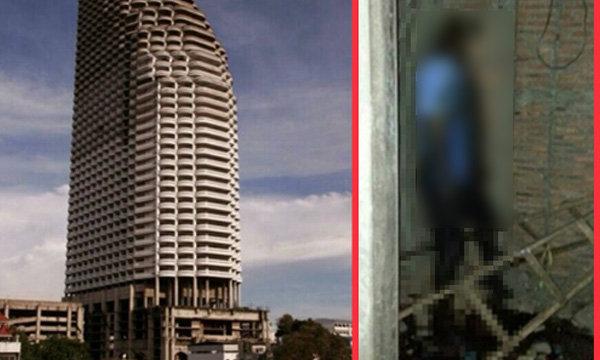 เผยตึกสาทร ยูนิค ไม่ใช่ตึกร้าง เหลือเพียงตกแต่งภายใน