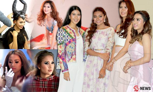 ยลโฉม 4 สาวไทย ออร่าพุ่ง!! โกอินเตอร์ดิสนีย์