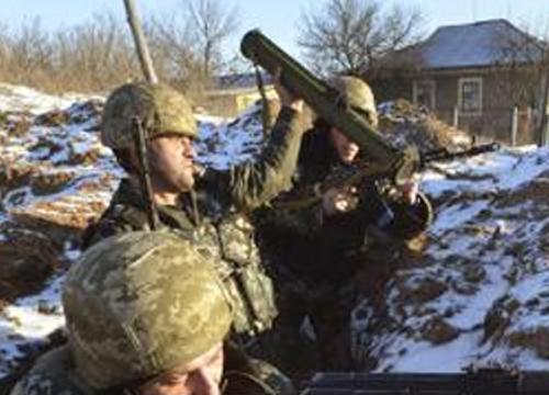 กบฏยูเครนยิงจรวดGRADโจมตีมาริอูปัลตาย30