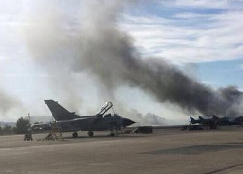 F16กรีซซ้อมรบนาโต้ตกสเปน-ทหารดับ10เจ็บ13