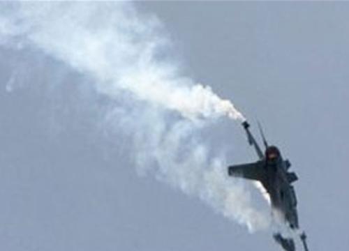 เอฟ-16ของกรีซเกิดขัดข้องขณะร่วมรบกองกำลังนาโต