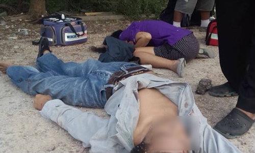 ผัวหึงครูสาวติดแชทยิงดับ ก่อนยิงตัวหวังตายตาม