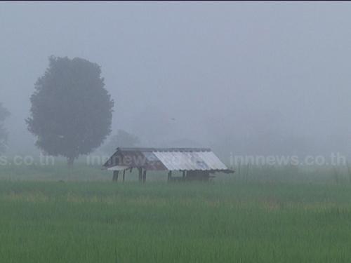 อุตุฯเผย31มค.-3กพ.58ไทยตอนบนอุณหภูมิลด