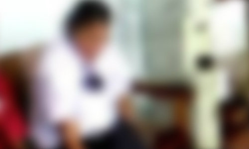 นร.หญิงถูกเพื่อนม.3 ลวนลามในห้องเรียน โดดหน้าต่างหนี