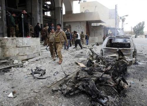 EUประกาศยอดผู้เสียชีวิตในอิรักด.แรกรวมกว่าพันคน