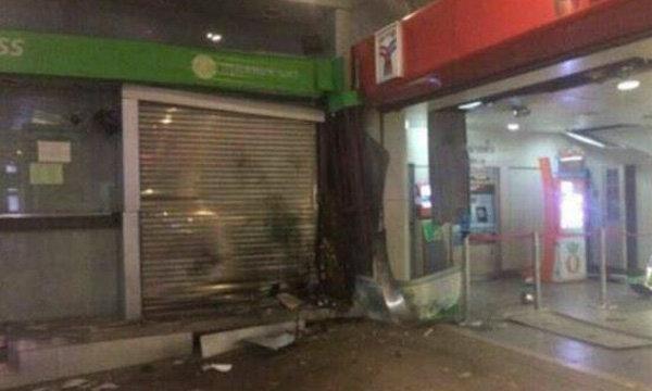 ตำรวจพบเป็นระเบิดแสวงเครื่อง หน้าห้างพารากอน