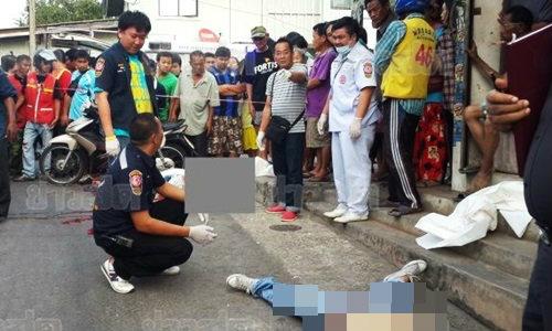 หนุ่มยิงเพื่อนร่วมวิน จยย. 2 ศพ แค้นโดนแกล้ง 8 ปี