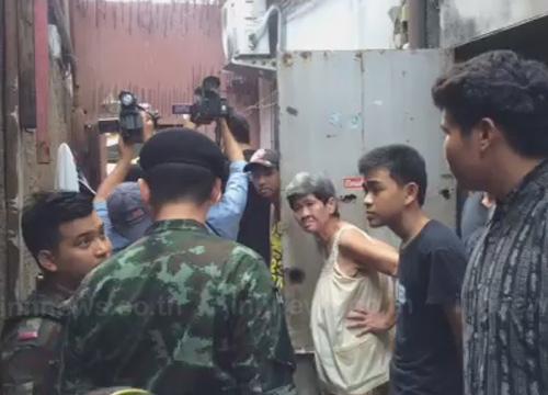 ทหารบุกจับบ่อนเตาปูนไร้นักพนันพบแต่อุปกรณ์