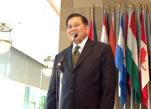 ธนะศักดิ์ร่วมประชุมระดับสูงคณะมนตรีสิทธิมนุษยชนUN