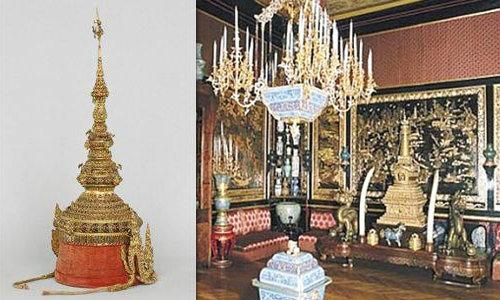 โจรขโมยพระมหามงกุฎจำลอง และงานศิลปะจากพิพิธภัณฑ์จีนในฝรั่งเศส