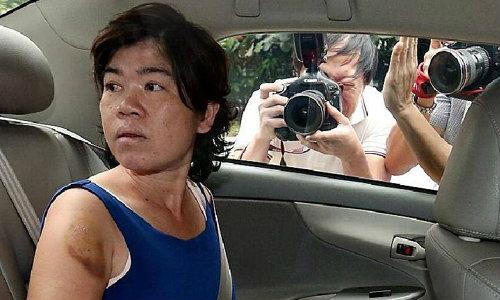 จับสาวไทยขึ้นศาลที่สิงคโปร์ หลังมีชายตกตึกดับ