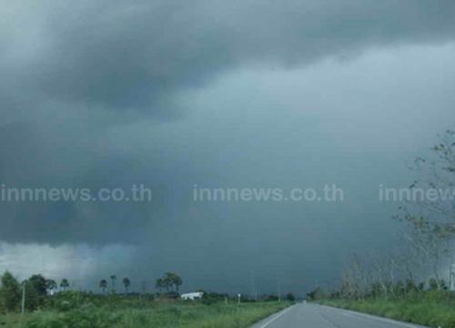 อุตุฯเตือน 5-9 มี.ค. ฝนฟ้าคะนอง กทม.อากาศร้อน