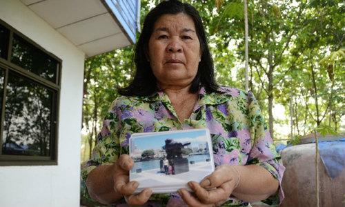 ครอบครัวไม่เชื่อ หญิงไทยฆ่าชายที่สิงคโปร์