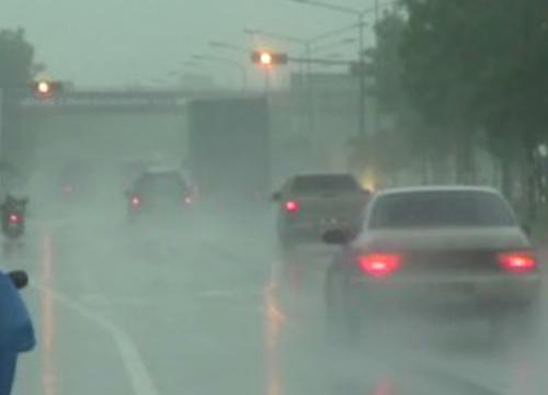 อุตุฯ พยากรณ์ช่วงเย็น 5-9 มี.ค.ระวังพายุฝนฟ้าคะนอง