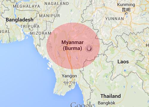 ตร.พม่าจับนักเรียนสมาชิกกลุ่มผู้ประท้วง5ราย
