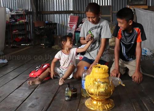 พิษณุโลกครอบครัวไร้ไฟฟ้าน้ำประปา50ปี