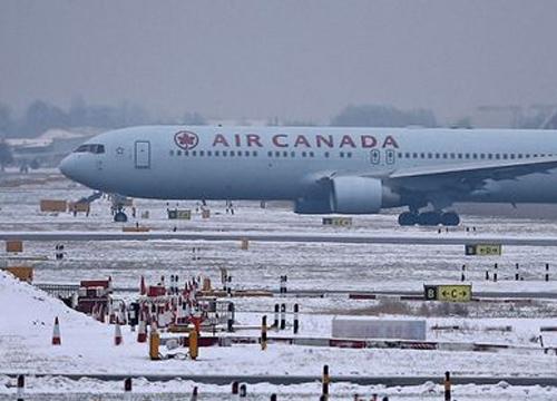 บินA320ของแคนาดาชนเสาไฟฟ้าผู้โดยสารเจ็บ22ราย