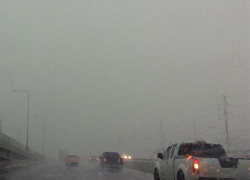 อุตุฯเผย1-3เม.ย.58เหนือตอนบนมีฝนฟ้าคะนอง