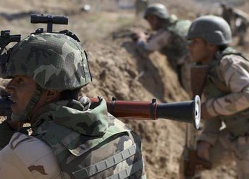 กองกำลังรบ.อิรักยึดเมืองติกริตจากISแล้ว