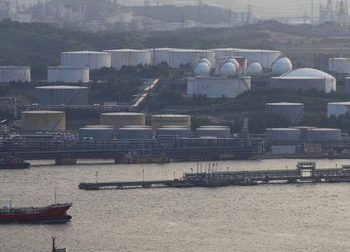 เรือน้ำมันเม็กซิโกเข้าเกาหลีใต้ครั้งแรกรอบ20ปี