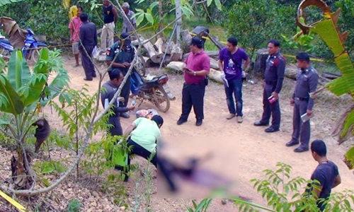 หนุ่มพม่าถูกหวยครึ่งแสน โดนดักยิงชิงทรัพย์ ดับ 1 ศพ