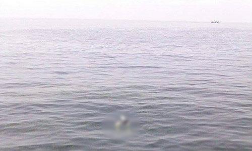 เจอแล้ว ศพผัวสละชีวิตช่วยลูกเมียขณะเรือจม