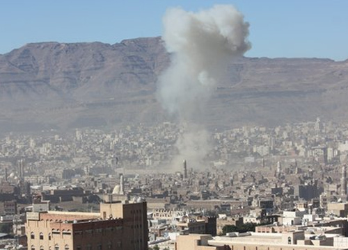 ซาอุฯประกาศเดินหน้าโจมตีกบฏเยเมน