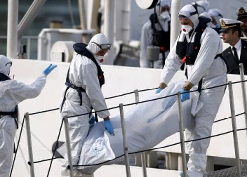 สหประชาชาติยันเรือล่มลิเบียผู้โดยสารดับ800ราย